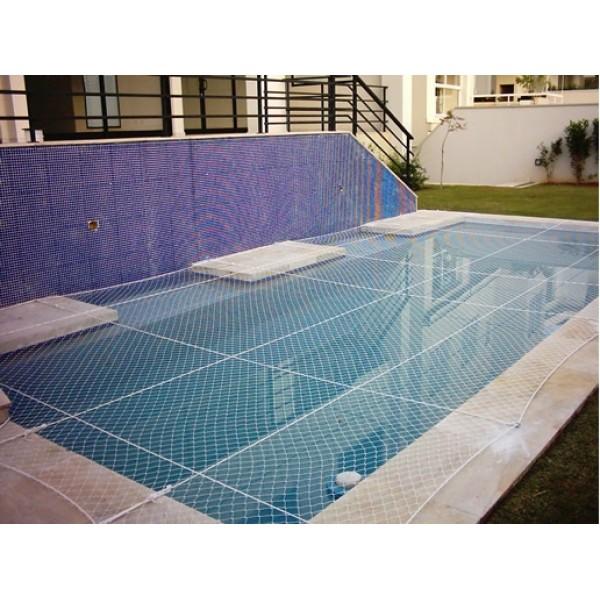 Empresa de Instalar Tela de Proteção para Piscina na Vila Linda - Rede de Proteção para Piscinas