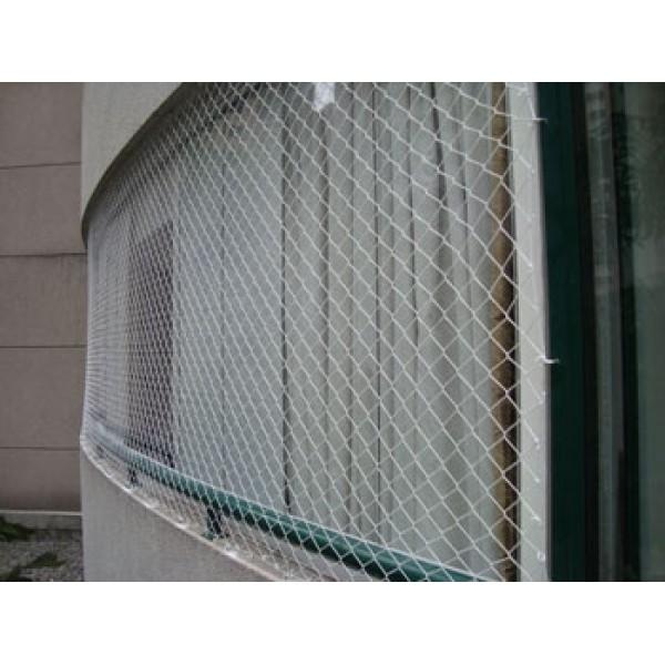 Empresa para Instalar Rede de Proteção para Janela na Vila Diadema - Rede de Proteção para Janelas em São Caetano