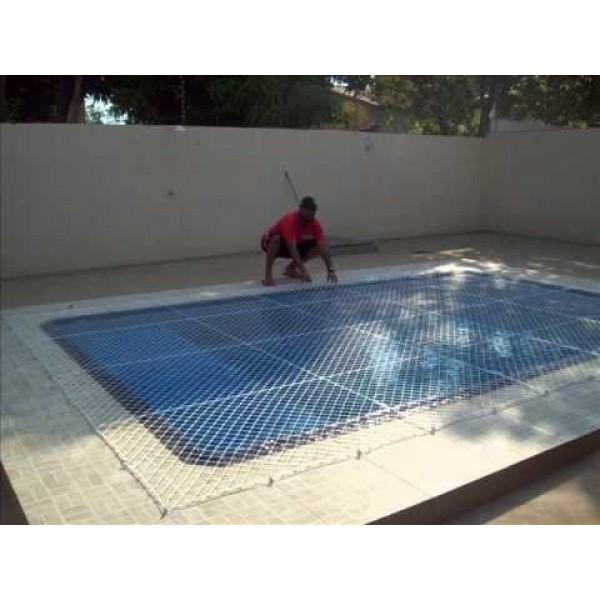 Empresas Instalar Rede de Proteção Piscina no Jardim Bela Vista - Rede de Proteção para Piscina em São Bernardo