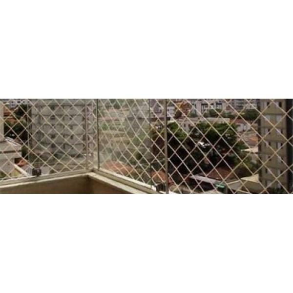 Instalar Rede Proteção na Bairro Casa Branca - Rede de Proteção para Apartamento