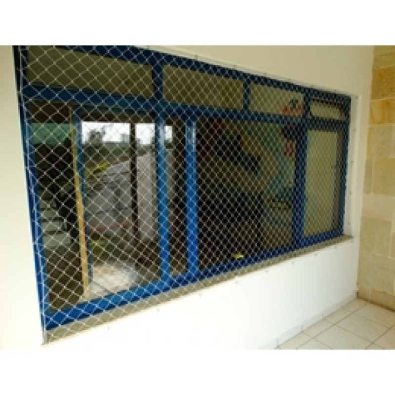 Onde Encontro Tela de Proteção para Janela Removível em Santo André - Tela de Proteção em Janelas