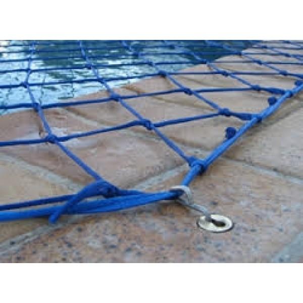 Quais Os Preços Tela de Proteção para Piscina na Vila Alzira - Rede Proteção Piscina