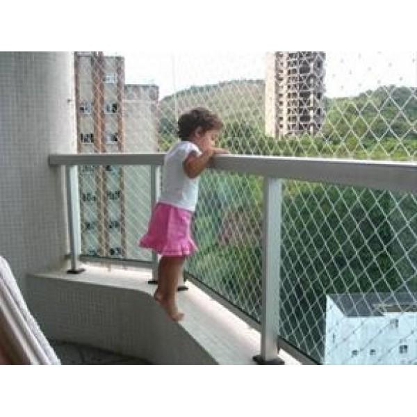 Qual o Valor de Instalar Rede de Proteção para Janelas no Jardim Santa Cristina - Rede de Proteção para Janelas em São Bernardo