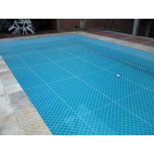 Rede de prote o para piscina pre o abcd redes de prote o for Tela impermeable para piscinas