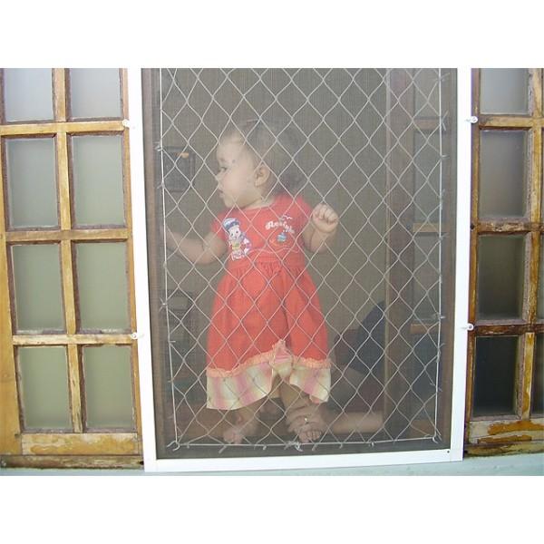 Qual Valor para Instalar a Rede de Proteção em Janelas na Cidade São Jorge - Loja de Rede de Proteção