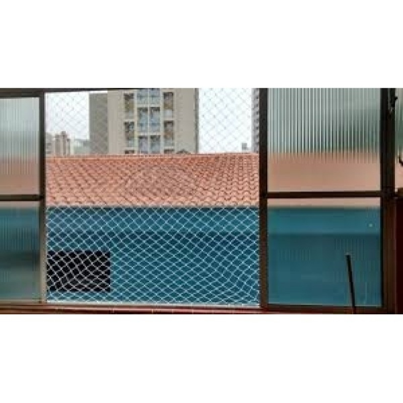 Quero Comprar Tela de Proteção para Janela  em Santo André - Empresa de Tela de Proteção de Janela