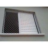 Empresa de instalar rede de proteção nas janelas na Cidade São Jorge