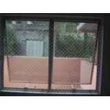 Empresas que instalam a instalar a rede proteção de janela em Santo André