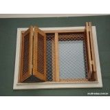 Lojas de instalar a rede proteção de janela na Vila Helena