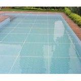 Orçamento de tela de proteção para piscina na Vila Leme