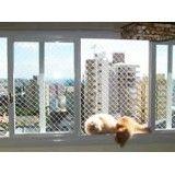 Quais os valores de rede proteção janela na Oswaldo Cruz