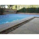 Qual o valor para instalar rede de proteção piscina  na Vila Luzita