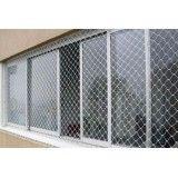 Qual o valor para por rede de proteção para janelas no Brás