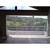 Qual valor de instalar a rede de proteção em residência no Jardim Guanabara