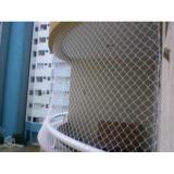 quanto custa tela de proteção para apartamento em Água Rasa