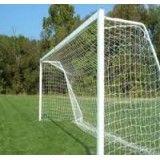 Rede de gol na Vila Cecília Maria