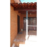 rede de proteção com instalação preço na Vila Dalila