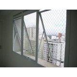 Rede de proteção para janelas preço no Jardim Textília