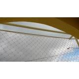 rede de proteção para piscina de condomínios preço Mooca