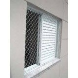 Redes de proteção para janelas na Canhema