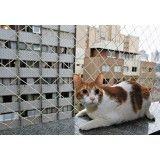 Serviço de rede proteção janela no Jardim Rina