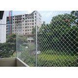 Serviço rede proteção na Vila Aquilino