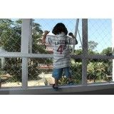 Sites rede proteção janela no Piraporinha