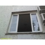 tela de proteção de janela preço em Santo André