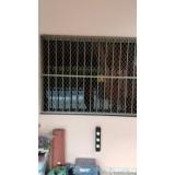 tela de proteção para janelas pequenas preço em Sapopemba