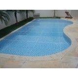 Tela de proteção para piscina no Jardim Sorocaba