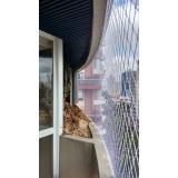 Tela Protetora em Piscina com Instalação