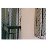 Valor instalar rede proteção janelas na Pinheirinho