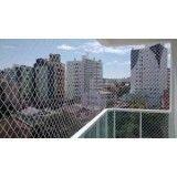Valor rede de proteção de varandas no Alto Santo André