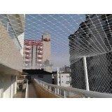 Valores fazer rede de proteção de varandas na Santa Paula