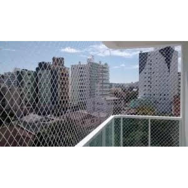 Valor Rede de Proteção de Varandas no Alto Santo André - Rede Proteção