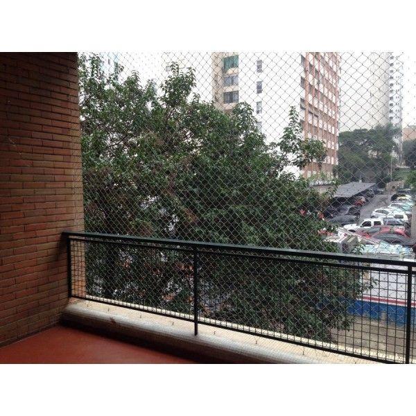 Valor Rede de Proteção de Varandas no Jardim Nair Conceição - Redes de Proteção