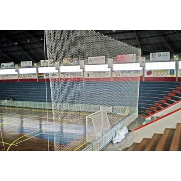 Colocar Rede Atrás do Gol na Conceição - Rede de Proteção para Janela