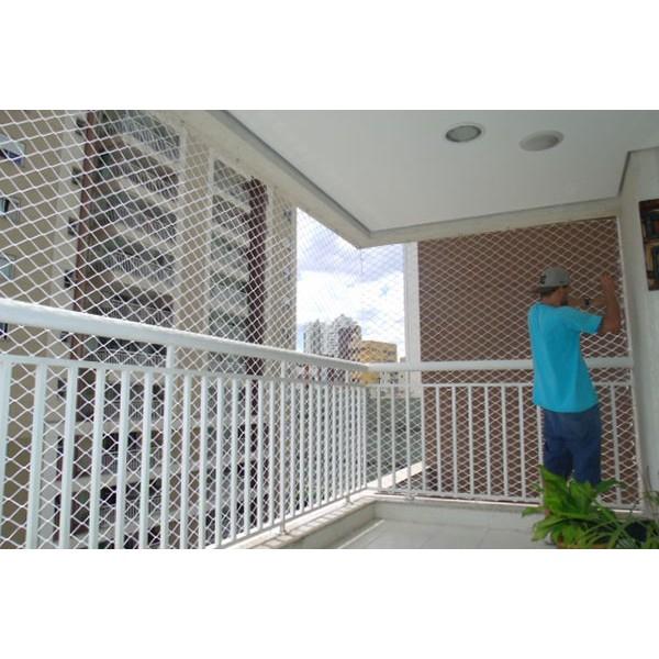 Empresa de Instalar Rede de Proteção na Homero Thon - Redes de Proteção em Santo André