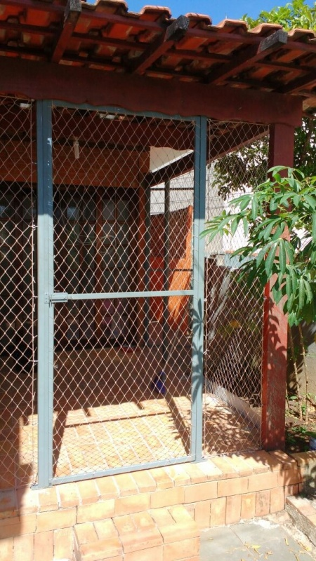 Empresa de Rede de Proteçãode Janela Residencial Vila Dalila - Rede de Proteção Parajanelas Removível