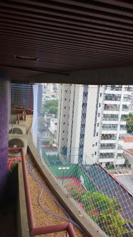 Empresa de Rede de Proteção Removível em São Caetano do Sul - Rede Protetora para Sacada