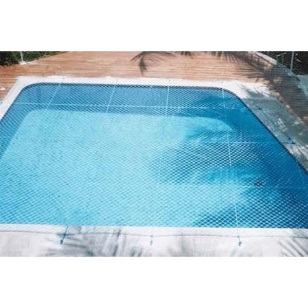 Empresa para Instalar Tela de Proteção para Piscina no Jardim Bela Vista - Rede de Proteção para Piscina em São Bernardo