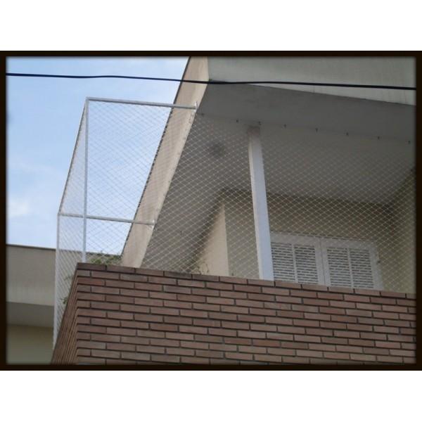Empresas Que Instalam a Rede Proteção no Piraporinha - Redes de Proteção em São Bernardo