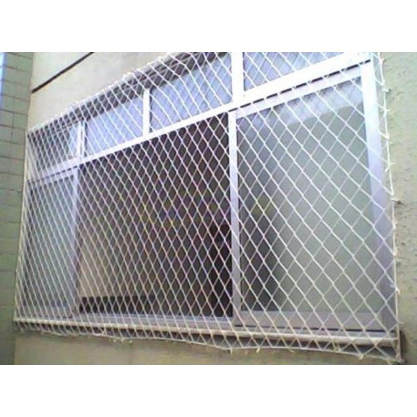Instalar Rede Proteção Janela no Jardim Pilar - Redes de Proteção de Janelas Preço