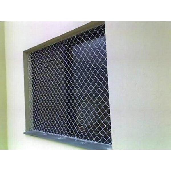 Loja de Instalar a Rede Proteção de Janela no Jardim Carla - Rede de Proteção para Janela