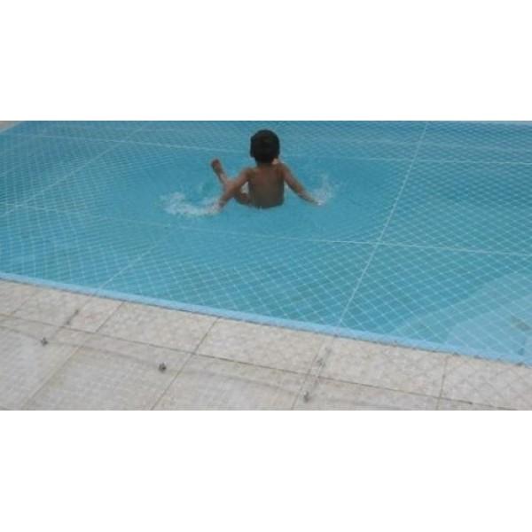 Lojas de Instalar Tela de Proteção para Piscina na Vila Fláquer - Rede de Proteção para Piscina no ABC