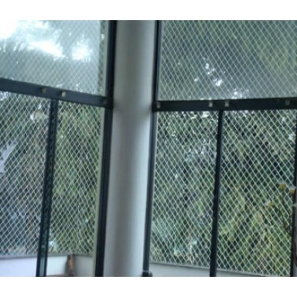 Lojas Rede de Proteção para Janelas na Vila Eldízia - Rede de Proteção para Janelas em São Bernardo