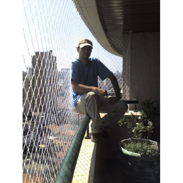 Preciso Colocar Rede de Proteção na Vila Vitória - Rede de Proteção para Apartamento