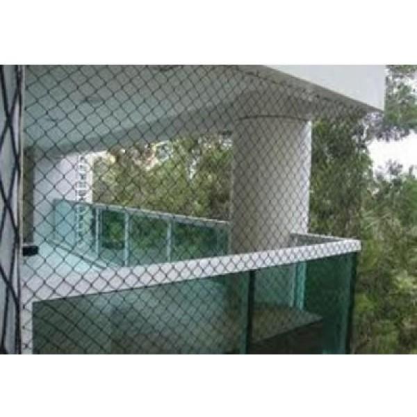 Preciso Colocar Rede de Proteção para Janelas e Sacadas na Vila Diadema - Rede de Proteção para Janelas SP