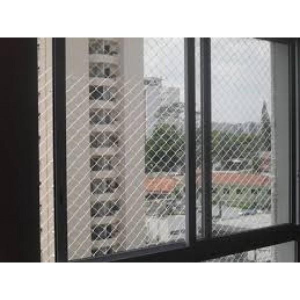 Preciso Instalar a Rede Proteção de Janela em Santo André - Empresa de Rede de Proteção