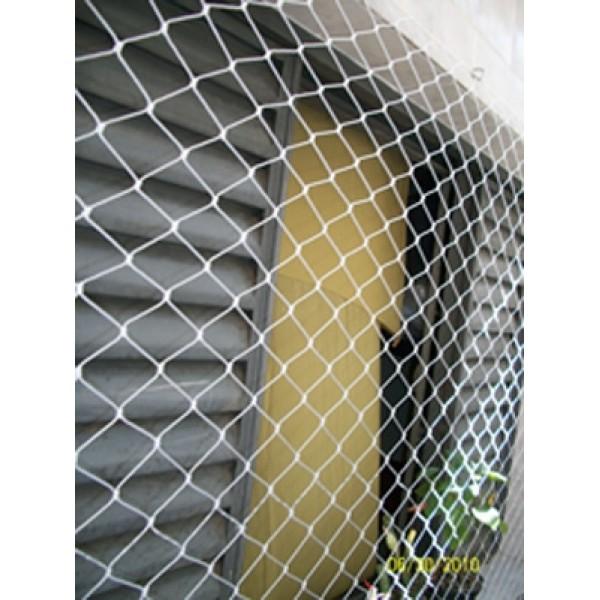 Preço de Redes de Proteção para Janelas na Vila Parque São Jorge - Redes de Proteção